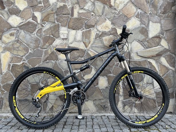 Двухподвес Btwin Rock Rider 600