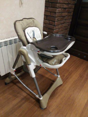 Krzesełko do karmienia Caretero Bistro Beige