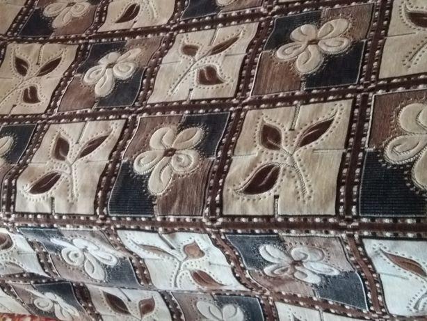 Ковровое покрывало на диван или кровать 2200×2000