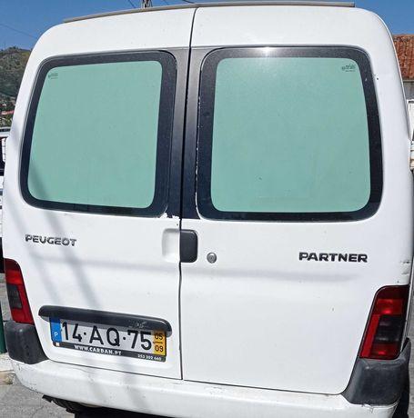 Lote Carrinhas Peugeot Partner