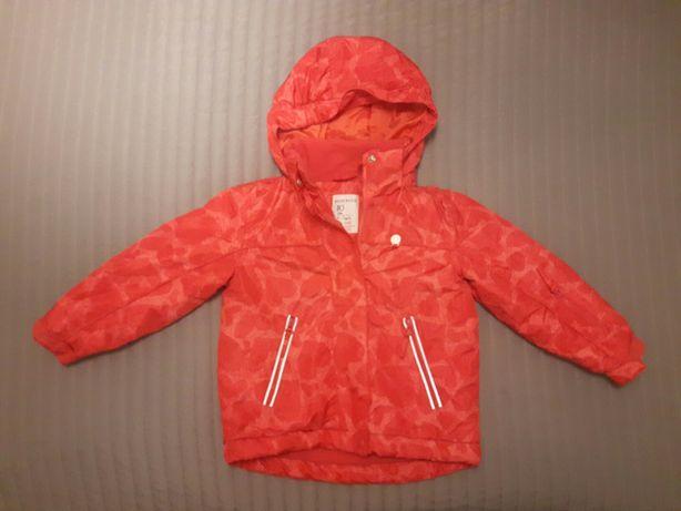 Zimowa kurtka dla dziewczynki Reserved r. 110 4-5lat