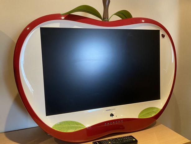 Telewizor HD w kształcie jabłuszka! 100% sprawny! Apple TV!
