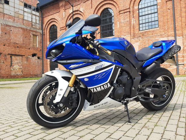 Yamaha Yzf R1 rn22 two brothers lift tcs 2013r