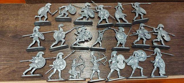 Солдатики. Комплект плоских фигурок из 6 разных наборов