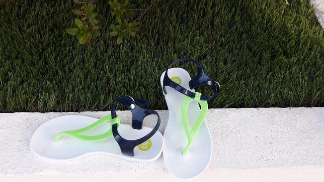 Sandálias bonitas e confortáveis marca Gios Eppo