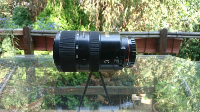 Obiektyw Sony 70-300 mm f/4.5-5.6 G SSM