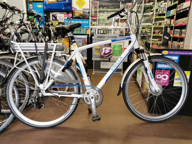 Holenderski rower elektryczny Stella