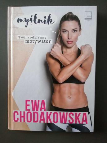 myślnik. Twój codzienny motywator - Ewa Chodakowska
