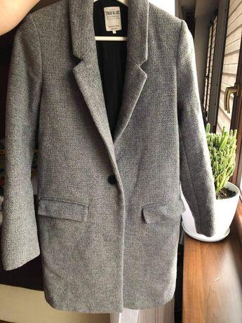 Płaszcz na guzik Zara