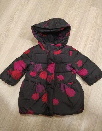 Теплая куртка gap