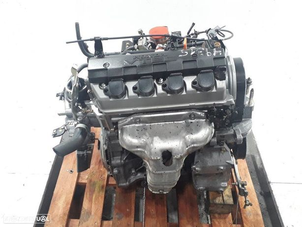 Motor Honda Civic 1.6 vtec 110 cv    D16V1