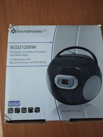 Radio boombox nowe sprawdzone nieużywane