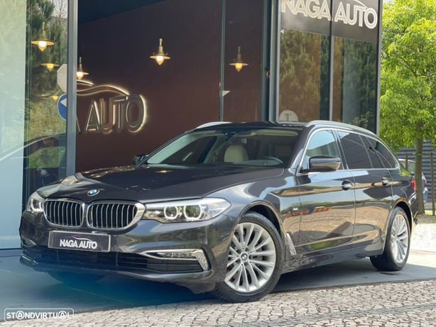 BMW 520 D Touring Luxury Auto