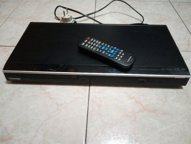 Leitor de DVD Toshiba