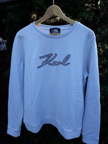 BLUZA damska Karl Lagerfeld roz XL