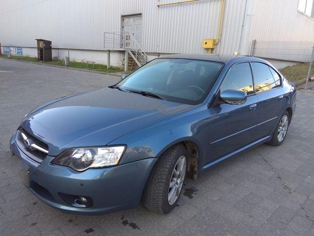 Subaru legasi 4x4