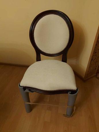 12 nowych pięknych krzeseł w stylu ludwikowskim