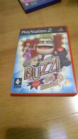 Buzz quiz Musical