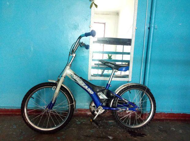 Подростковый велосипед 18 д