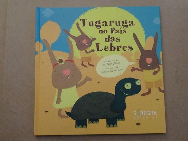 Tugaruga no País das Lebres de Ana Beatriz Afonso