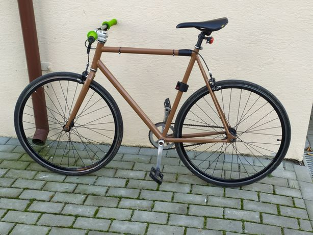 Ostre koło/single speed Bohemian