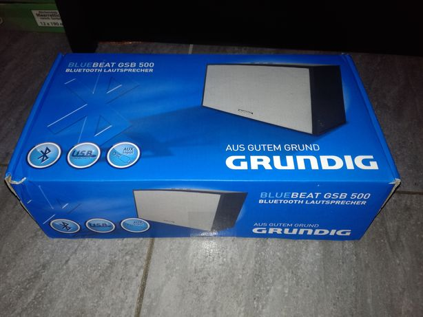 Grundig BlueBeat GSB 500 Bluetooth Speaker