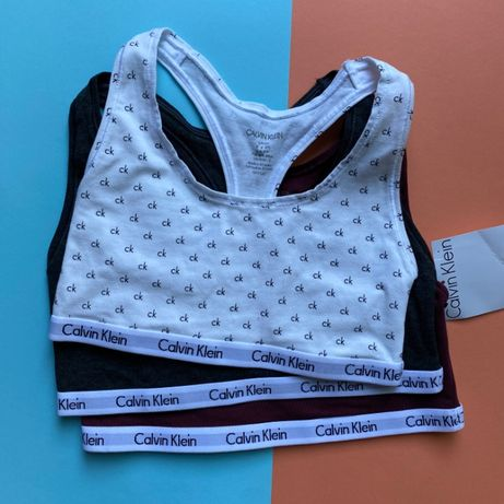 Calvin Klein нижнее белье, топы, лифчик   Оригинал   8 моделей
