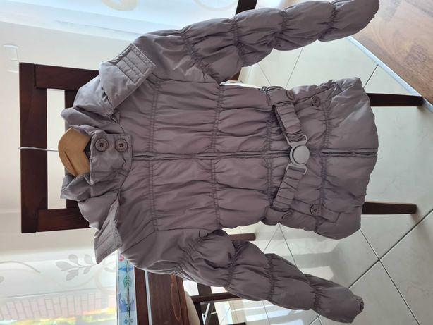 kurtka zimowa dla dziewczynki 134-140