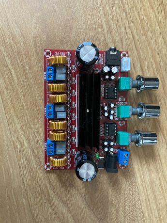 Wzmacniacz mocy 2.1 2x50w + 100w (woofer) TPA3116D