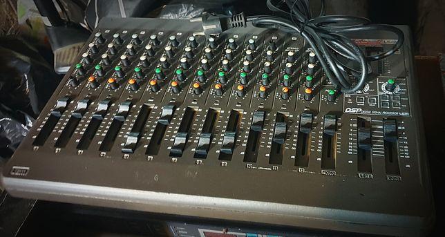Mikser LEM miniCompact 12 kanałów wzmacniacz