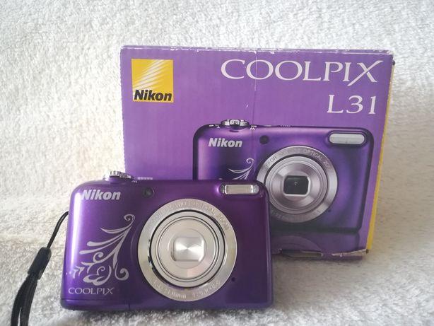 Nikon Coolpix L31. Stan bdb