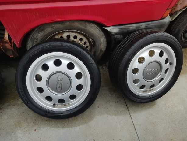 Jantes Audi A3 com furação 4x100