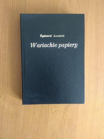 Wariackie papiery - Ryszard Lassota