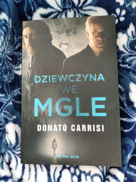 """Dziewczyna we mgle"" Donato Carrisi"