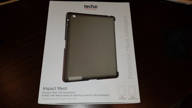 Capa iPad tech 21