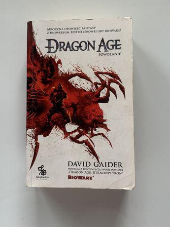 Dragon Age Powołanie, David Gaider