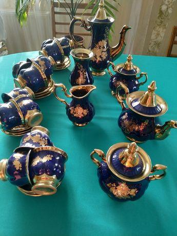 Продам  чайно - кофейний сервіз на 12 персон.