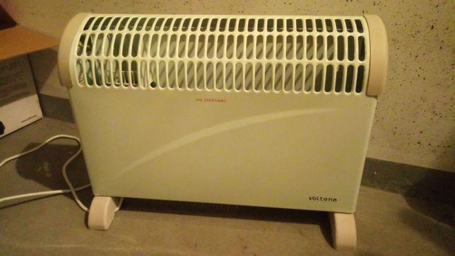 Grzejnik Volteno z nawiewem i termostatem 750, 1250, 2000w