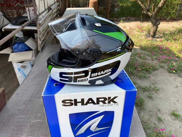 Мото шлем (M) Shark Speed-R