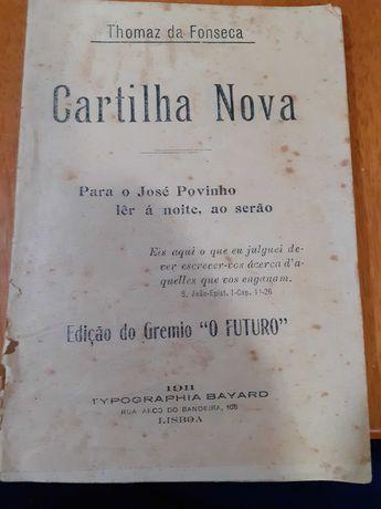 duas cartilhas de 1910