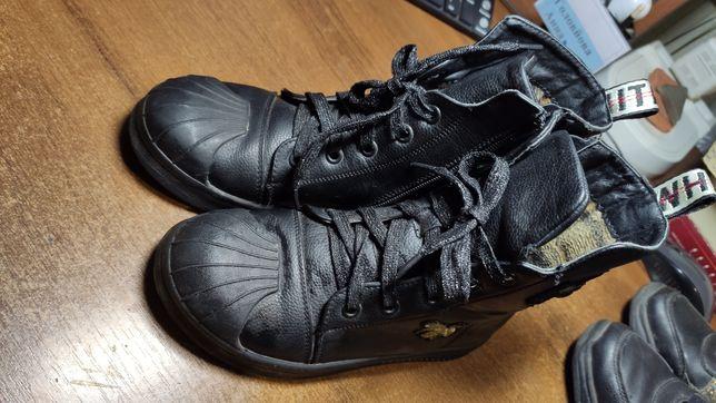 Детская обувь на девочку, кроссовки и ботинки 11 лет