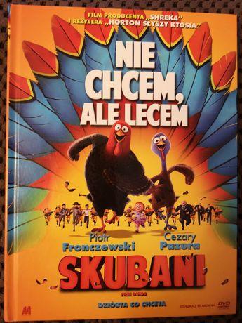 Skubani film DVD