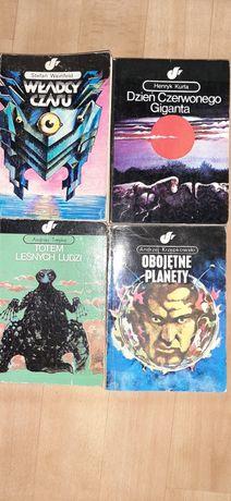 Książki SF seria.