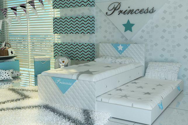 Bełchatów-Łóżko piętrowe dla dziecka,wysuwane,kompletne,DOSTAWA GRATIS