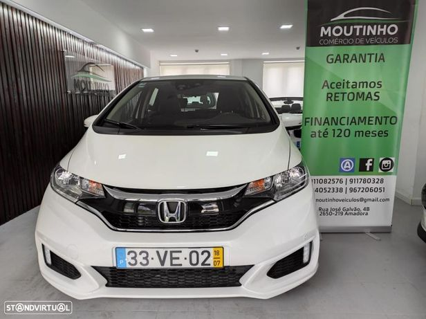Honda Jazz 1.3 I-VTEC Eleg+Connect.CVT