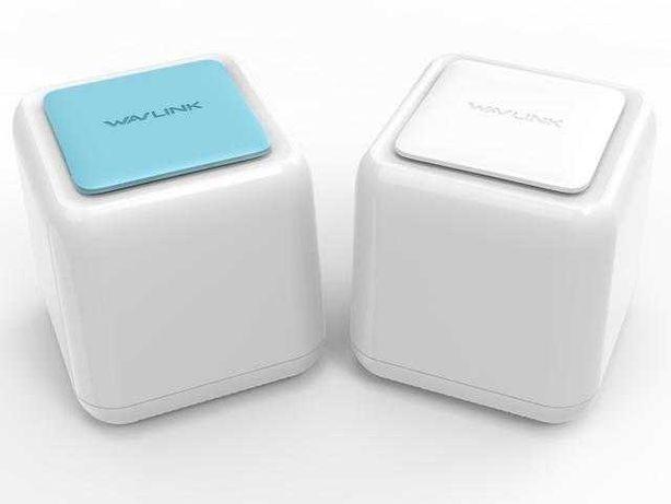 НОВАЯ Wi-Fi Mesh система роутер 2.4ГГц + 5ГГц WAVLINK HALO Base x2