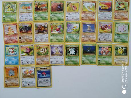 Pokémon Cartas Coleções Jungle Gym Heroes Team Rocket Set