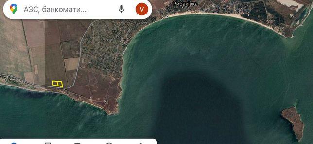 Николаевская Ривьера, земельный участок (земельна ділянка) 2*1.7=3.4га