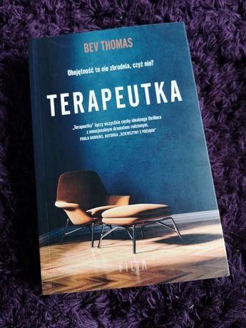 Thriller psychologiczny Bev Thomas - Terapeutka