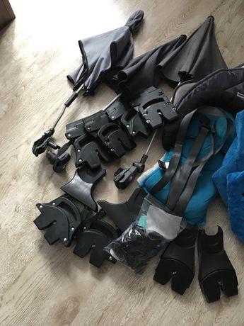 Mix do wózków, adaptery, parasolki itp
